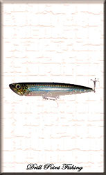 Top-Water Popper Stickbait