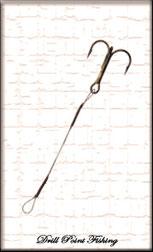 Drill Point Fishing Onlineshop unterkategorie Angelhaken Angebot Stinger Hooks / Vormontage - Angsthaken