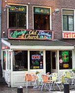 Coffeeshop Old Church Amsterdam
