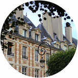 Visite guidée Marais à deux voix Paris