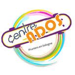Dans le 1000 Communication - Agence graphique en Loir-et-Cher - Création de logos et de chartes graphiques - Logo du centre ados de Pruniers en Sologne