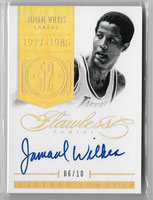 JAMAAL WILKES / Retired Numbers - No. RN-JW  (#d 6/10)
