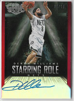 DERON WILLIAMS / Starring Role - No. 9  (#d 6/10)