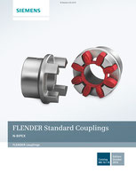 FLENDER Standard Couplings N-BIPEX - Catalog MD 10.1 N - Edition October 2016 © Siemens AG 2020, All rights reserved