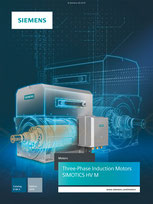 SIEMENS - Three-Phase Induction Motors Catalog D 84.3 SIMOTICS HV M © Siemens AG 2019, Alle Rechte vorbehalten