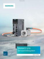 SIEMENS - SINAMICS S210 Servoantriebssystem - Katalog D 32 - Ausgabe September 2018 © Siemens AG 2020, Alle Rechte vorbehalten