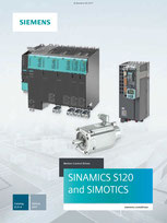 SIEMENS - SINAMICS S120 and SIMOTICS - Motion Control Drives - Catalog D 21.4 - Edition 2017 © Siemens AG 2020, All rights reserved