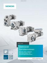 SIMOGEAR Getriebemotoren Stirnrad-, Flach-, Kegelrad-, Stirnradschnecken- und Schneckengetriebemotoren Katalog MD 50.1 © Siemens AG 2020, Alle Rechte vorbehalten