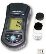 analizador medidor turbidez agua piscina