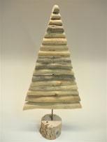 --KUUSI--Mittlerer Weihnachtsbaum aus Treibholz