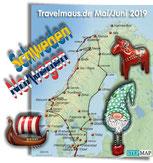 Schweden/Norwegen mit dem WoMo Mai/Juni2019 - VERLEGT: 2020!!!
