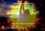 AFIRMACIONES PODEROSAS Y CÓDIGO SAGRADO NUMÉRICO - AGESTA - 520 - PARA ATRAER DINERO DE FORMA INESPERAADA - PROSPERIDAD UNIVERSAL