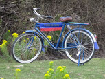Et authentique bicyclette