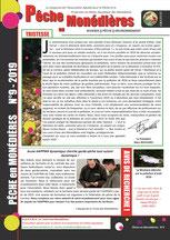 ouverture pêche truite 2019 corrèze Monédières