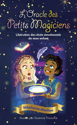 L'oracle des petits magiciens, Pierres de Lumière, tarots, lithothérpie, bien-être, ésotérisme