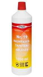 Test: Geiger Rauhfaser Tapetenablöser