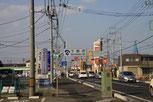 小山宿-新田宿-小金井宿