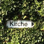 Kirchgemeinde Grafenried - Navigationsfoto Orte und Räume / Q:birdy's/photocase.de