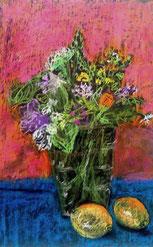 pastels bouquet printanier