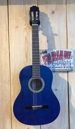 Kirkland MD 11 Blau,  Konzertgitarre, Farbe: blau