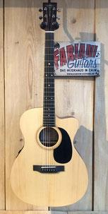 Western Gitarre Sigma 000TCE+ Western-Gitarre, inklusive Tonabnehmer und eingebautem Stimmgerät/Tuner, Musik Fabiani Guitars, Weil der Stadt, Pforzheim, Musikhaus 75365 Calw