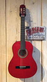 Kirkland MD 11 Red - Konzertgitarre in rot, Fabiani Guitars 75365 Calw0