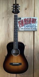 Sigma TT 12 E-SB+ Mini Travelgitarre (Reise-Westerngitarre.. klein !!!), Musik Fabiani Guitars, das Musikhaus in Calw, Pforzheim, Birkenfeld, Neuenbürg, Höfen, Calmbach, Bad Wildbad