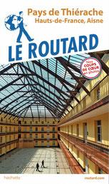 """Recommandé depuis 2019 par le Routard """"Pays de Thiérache"""". Page 72"""