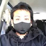 司マスク画像