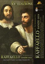 Locandina ufficiale Premio Raffaello 2014