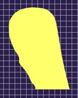 ホルンマウスピースバック3 リム形状