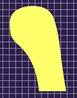 ホルンマウスピース Schilke シルキー 31C2 リム形状