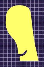 ホルンマウスピース Marcinkiewicz マルチンキーヴィッツ Cerminaro model  チェルミナーロモデル  リム: C リム形状