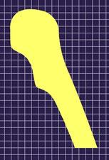 ホルンマウスピース ギディングス Boston Brass Chris Castellanos リム形状