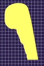 ヤマハ32D4 リム形状