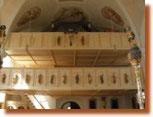 Kirchenausstattung - Schreinerei Anian Klingsbögl