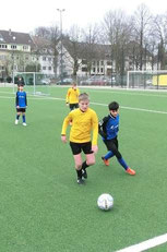 D1-Jugend gegen BV Altenessen.