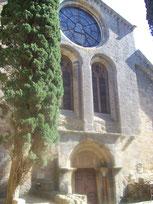 Аббатство Фонтфруа, монастырь на юге Франции, цистерцианские монахи