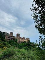 монастырь Сан Пере де Родес, экскурсии в монастырь, экскурсии по Коста Брава, гид на Коста Брава