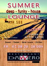 DJ Tim Fayne  - Summer Lounge  Dillingen