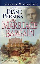 The Marriage Bargain by Diane Gaston writing as Diane Perkins