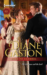 Born to Scandal by Diane Gaston