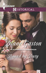 Bound by Duty by Diane Gaston