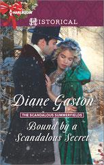 Bound by a Scandalous Secret by Diane Gaston