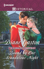 Bound by One Scandalous Night by Diane Gaston