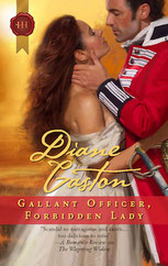 Gallant Officer Forbidden Lady by Diane Gaston