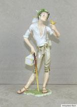 Porzellanfigur ,Vogelfänger, aus der Zauberflöte, Alboth und Kaiser, Modell 387, € 220,00