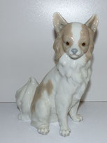 Porzellanhund, Chihuahua, NAO, made in Spain, Höhe ca. 21,0 cm, € 120,00