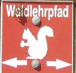 "Rundweg ""Waldlehrpfad"""