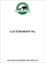Gatterodrnung Download